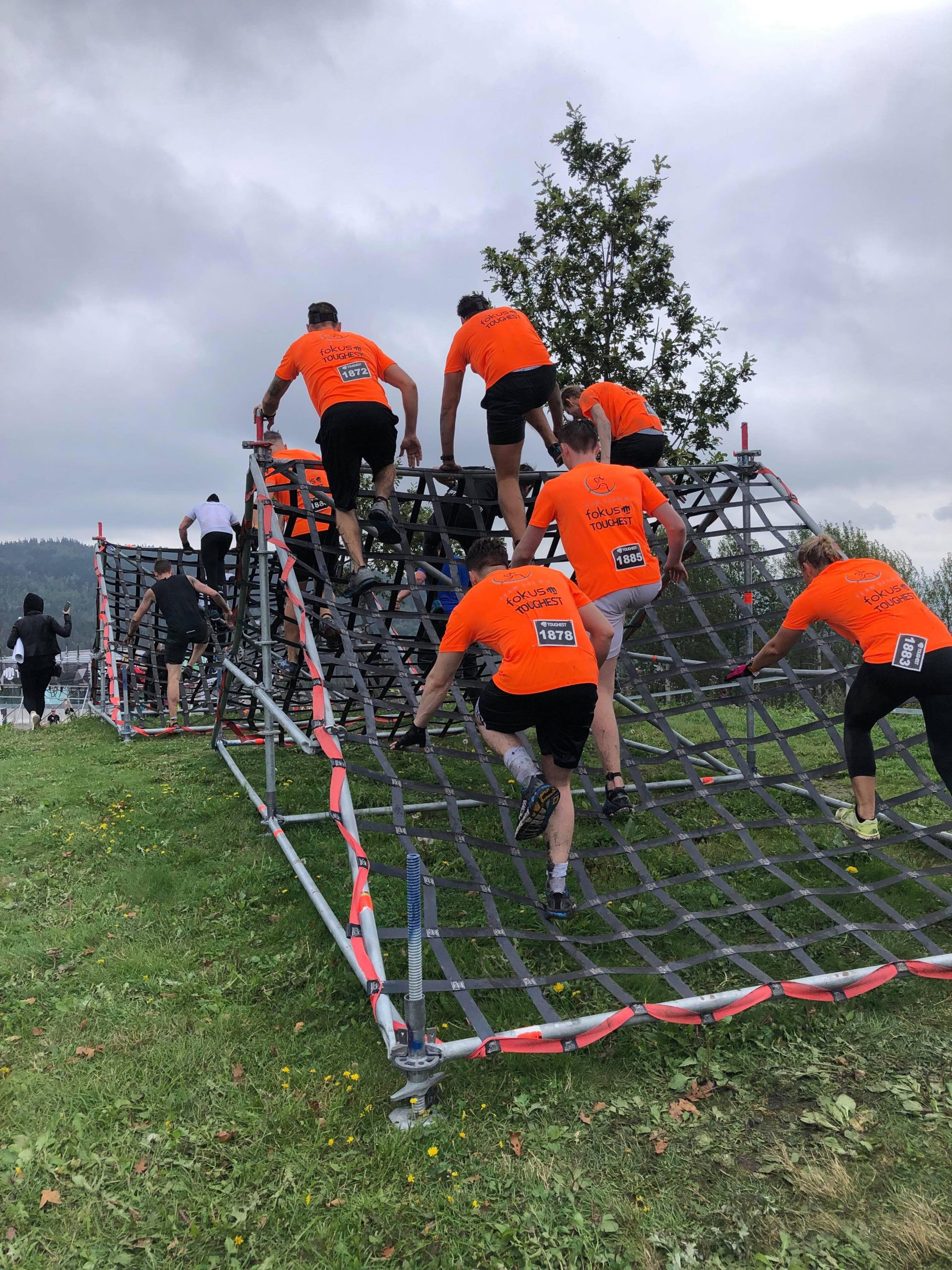 Toughest Oslo 2019